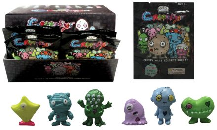 Creeplings Collectible Figures